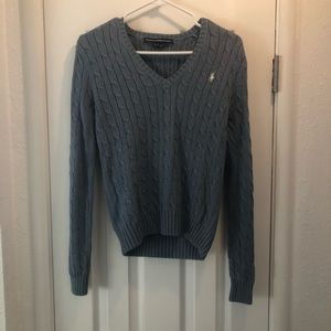 Ralph Lauren Sport cotton sweater